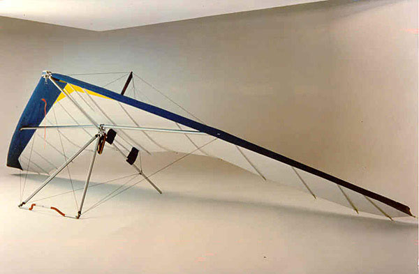 Light hang glider 1979