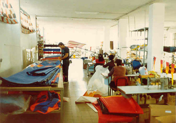 APCO factory in 1985