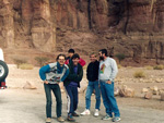 APCO Team 1992 - Timna expedition