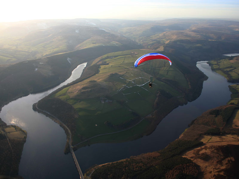 Thrust HP in the Lake District - UK - Paul Haxby