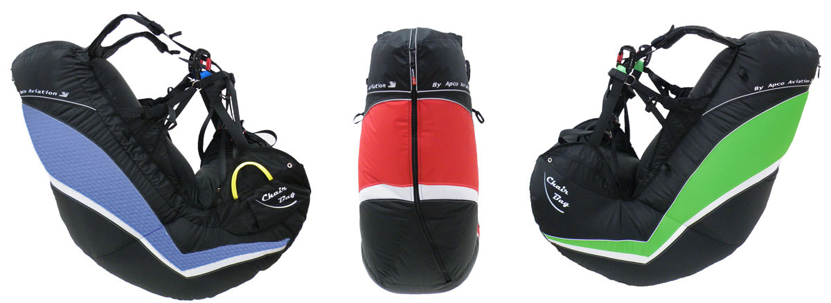 ChairBag IV - convertible Harness/Backpack